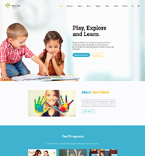 Download Template Monster Website Template 61183