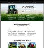 Farm Joomla Template
