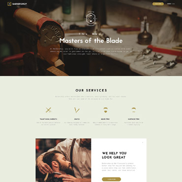 Website Template # 61206
