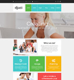 Web Design Agency Joomla Template