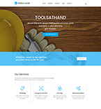 WordPress Template #61221