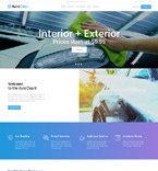 WordPress Template #61224