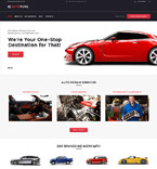 WordPress Template #61225