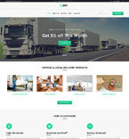 WordPress Template #61227