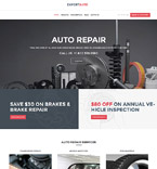 WordPress Template #61229