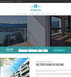 WordPress Template #61237