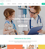 WordPress Template #61242
