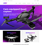 Wordpress template 61246 - Buy this design now for only $75