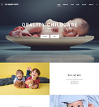 Nursery Center Joomla Template