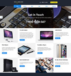 Joomla template 61255 - Buy this design now for only $75
