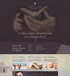 Christian Church Joomla Template