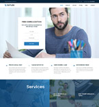 WordPress Template #61268