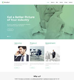 WordPress Template #61269