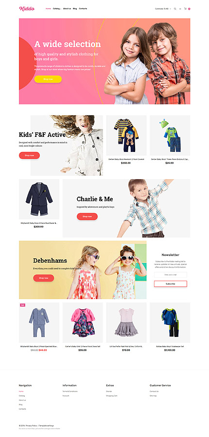 Family website inspirations at your coffee break? Browse for more VirtueMart #templates! // Regular price: $139 // Sources available: .HTML,  .PSD, .PHP, .XML, .CSS, .JS #Family #VirtueMart