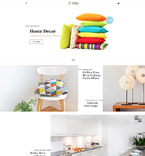 Home Decor OpenCart Template