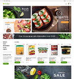 Grocery Store PrestaShop Template