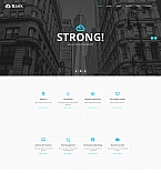 Moto CMS HTML Template #61291