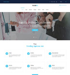 WordPress Template #61298