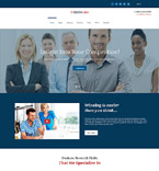 WordPress Template #61299