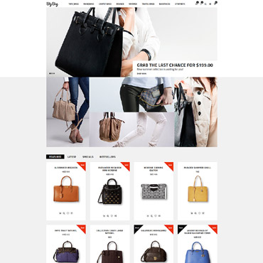 OpenCart Template # 61311