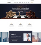 Bootstrap template 61317 - Buy this design now for only $75