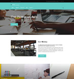 WordPress Template #61323