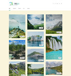 WordPress Template #61328