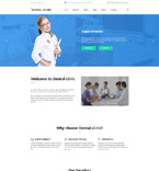 Dental Clinic Joomla Template
