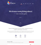 IT Technologies Joomla Template