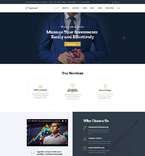 Bootstrap template 61344 - Buy this design now for only $75
