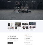 Bootstrap Template #61351
