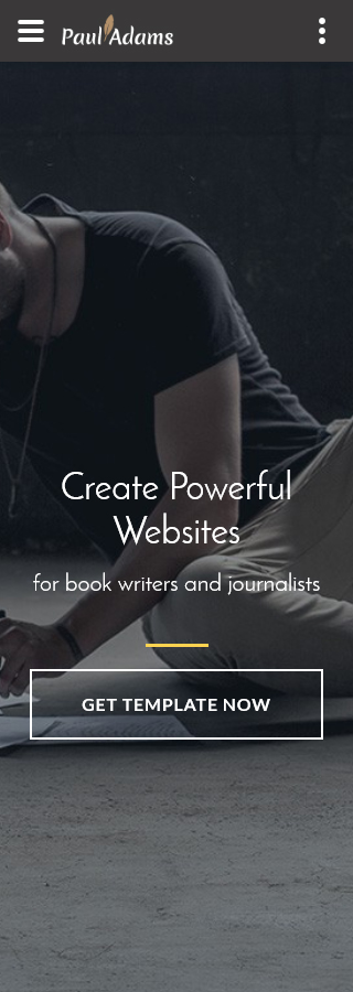 Books Most Popular website inspirations at your coffee break? Browse for more Bootstrap #templates! // Regular price: $75 // Sources available: .HTML,  .PSD #Books #Most Popular #Bootstrap