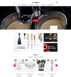 Cookware Store PrestaShop Template