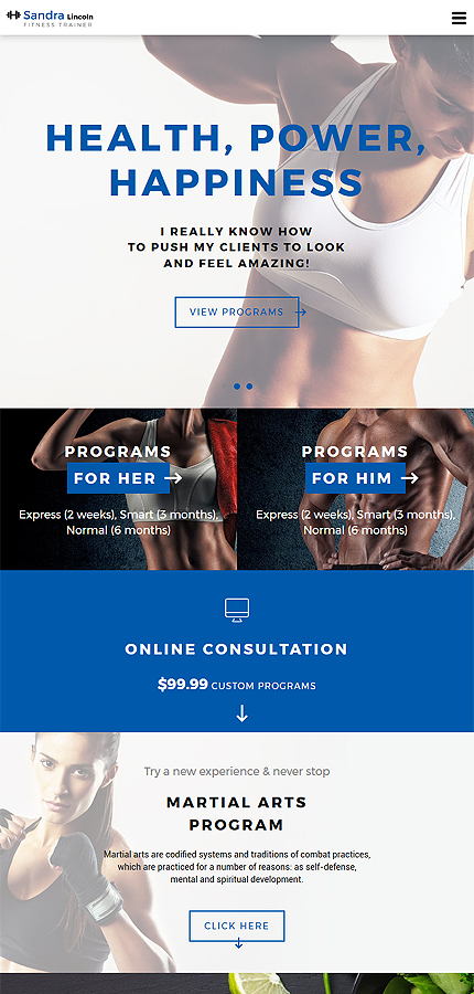 Sport website inspirations at your coffee break? Browse for more Bootstrap #templates! // Regular price: $75 // Sources available: .HTML,  .PSD #Sport #Bootstrap