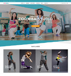 WordPress Template #61364