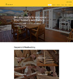 WordPress Template #61365