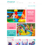 OpenCart Template #61366