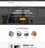 WordPress Template #61378