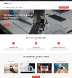 WordPress Template #61379