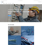WordPress Template #61381