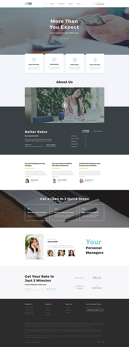 Real Estate Most Popular website inspirations at your coffee break? Browse for more Bootstrap #templates! // Regular price: $75 // Sources available: .HTML,  .PSD #Real Estate #Most Popular #Bootstrap