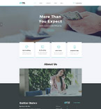 Bootstrap Template #61384