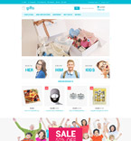 Opencart template 61386 - Buy this design now for only $89