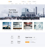 Bootstrap Template #61397
