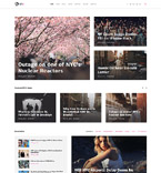 City News Joomla Template