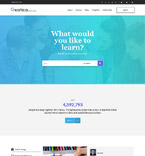 Online Courses PrestaShop Template