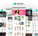 Download Template Monster Magento Theme 62000