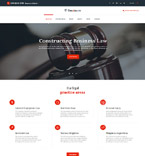 Legal Joomla Template
