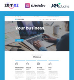 WordPress Template #62027