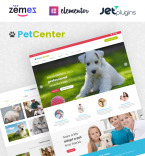 Vet Center WordPress Template
